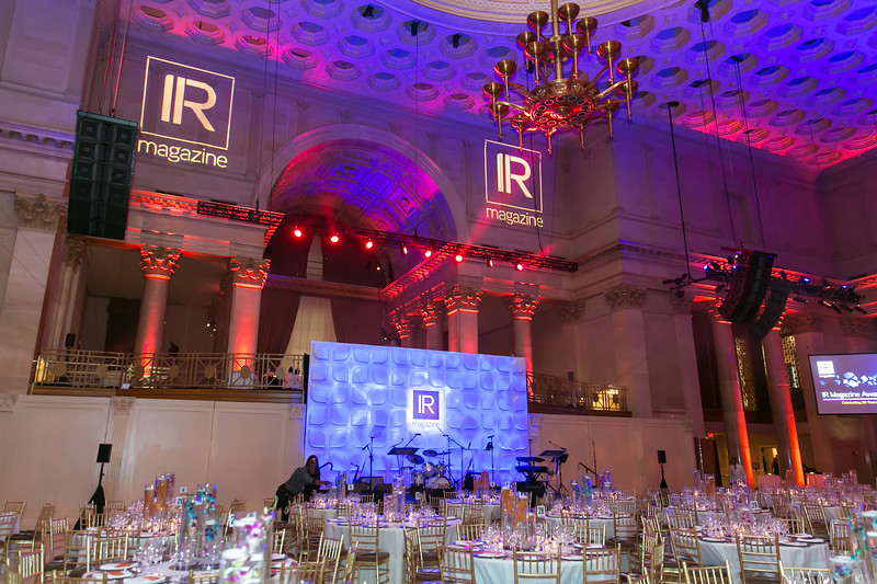 IR Magazine Awards Cipriani NY
