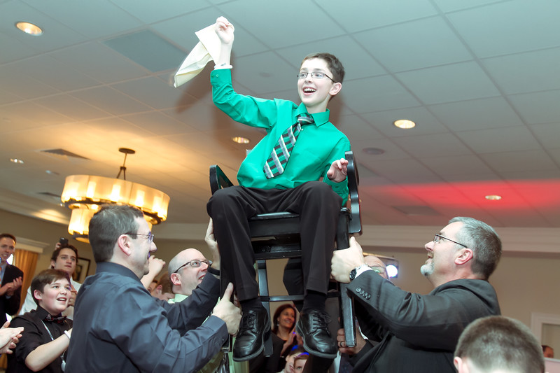 Mason's Bar Mitzvah Party Photography