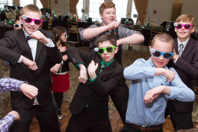 bar mitzvah party photography nj ny