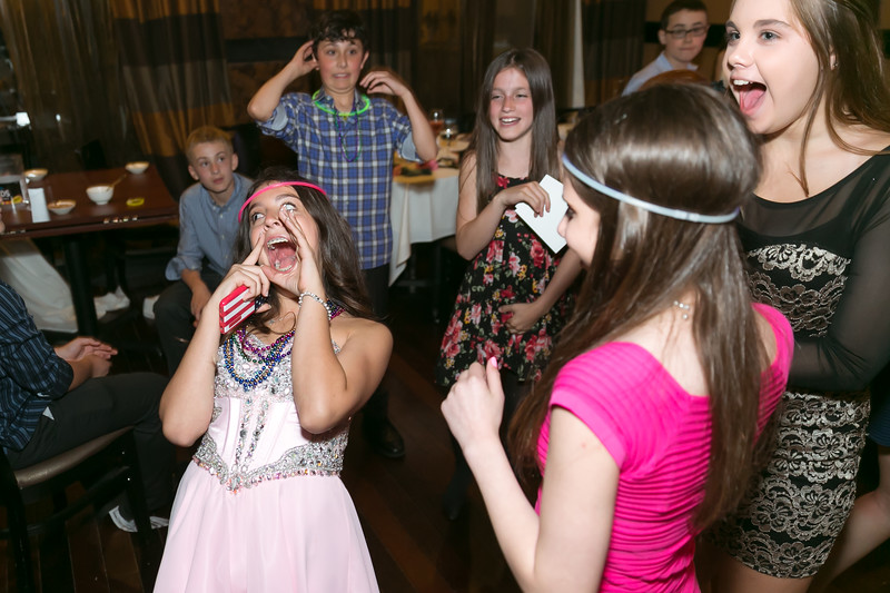 bat mitzvah party nj