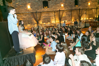 Bat Mitzvah Party Chakra Restaurant