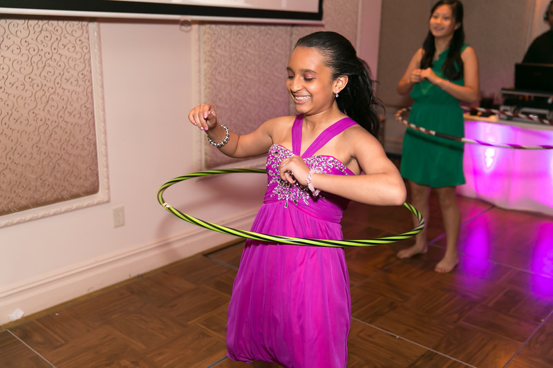 bat mitzvah party photography NJ