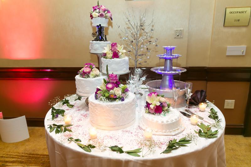 wedding party hilton hotel NJ NY