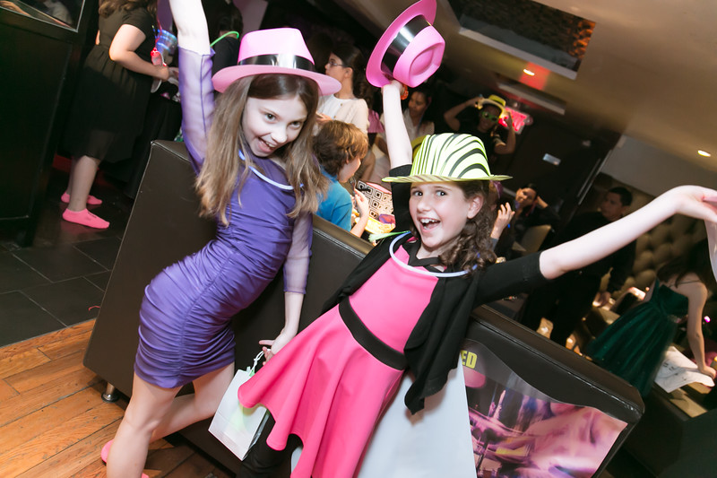 bat mitzvah party photographer ny