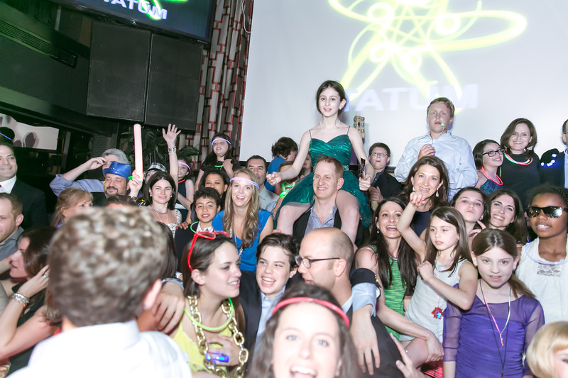 ny bat mitzvah party photographer