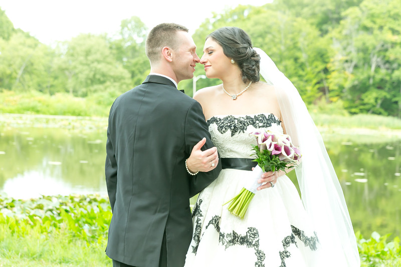 Brian + Terasa Wedding Photos at L'Affaire Fine Catering NJ