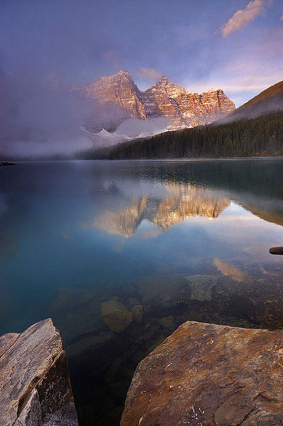Moraine Lake by ybounh