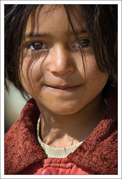 Nomadic Girl by ciaran
