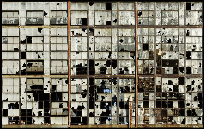 180 Busted Windows by cosmonaut