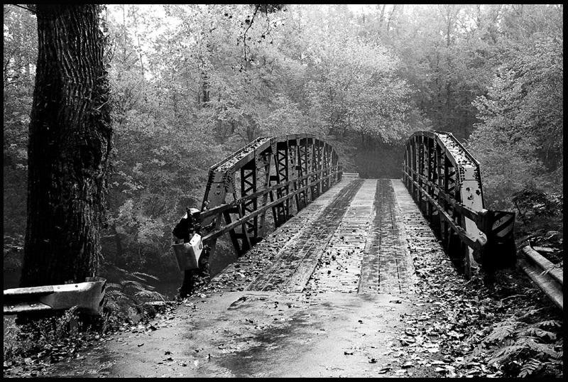 Single Lane Bridge by cosmonaut