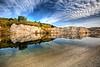 St. Bathans Blue Pool by MelB