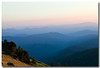 Sunset from the Summit by ohenry