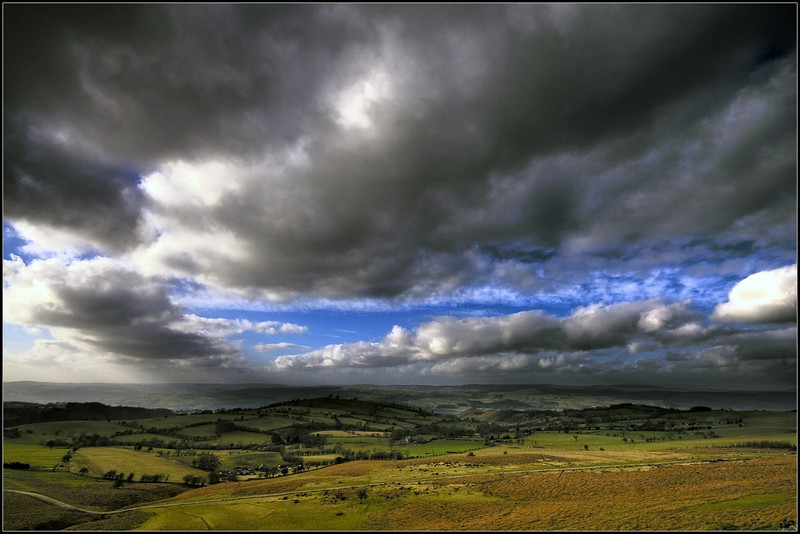 View from Hay Bluff by Oneof42