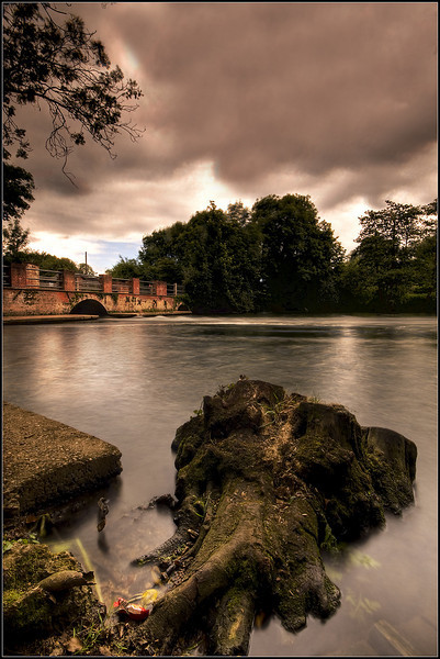 Horstead Mill by Oneof42