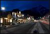 Banff at Night by Nikon_Mario