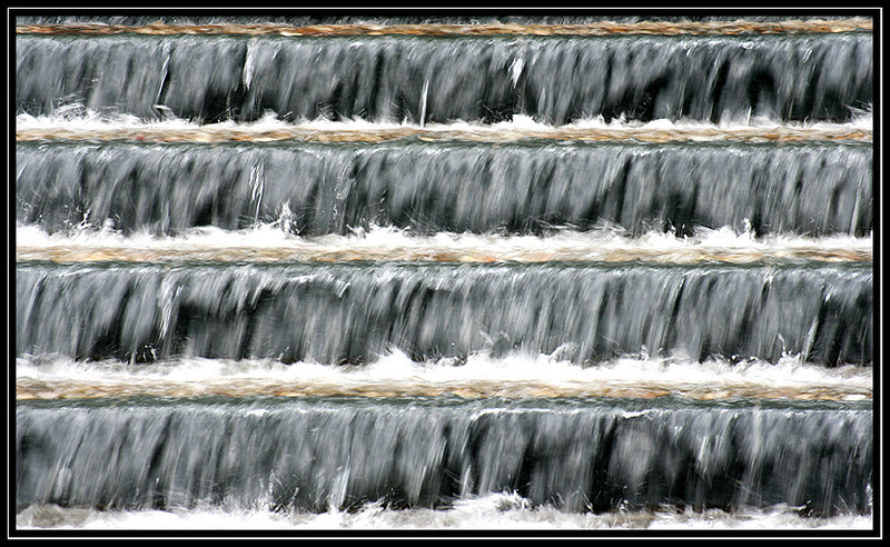 Troubled Water in the City by JS1957