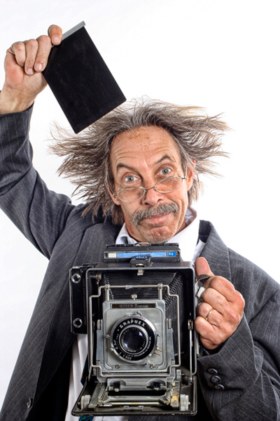 The Photographer by bgaras2001