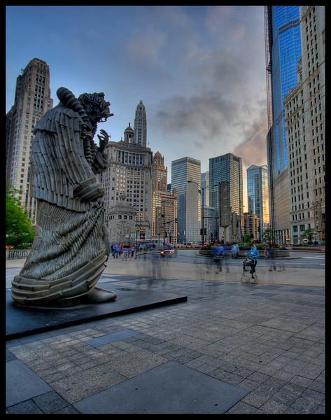 Chicago by scottdg