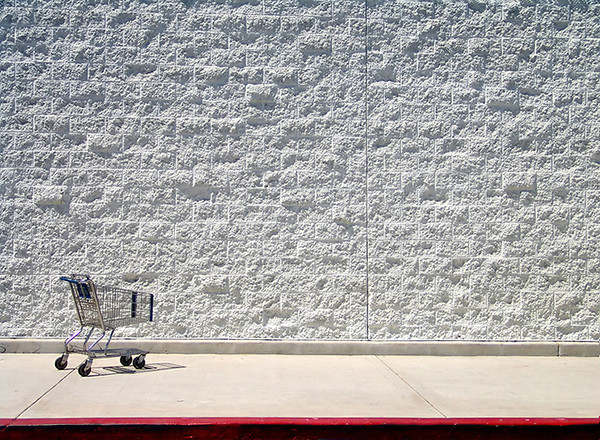 Shopping Cart by Wellbeyond