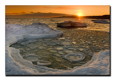 """<a href=""""http://www.photographycorner.com/forum/showthread.php?t=81378"""">Icy Sunset</a> by <a href=""""http://www.photographycorner.com/forum/member.php?u=3565"""">Spicoli</a>"""