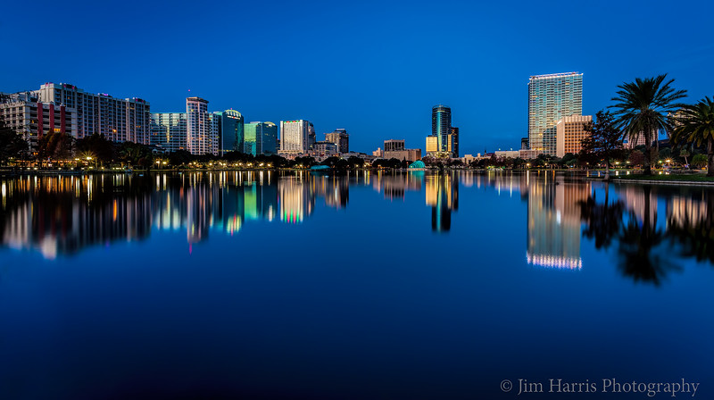 Downtown Orlando by JAHarris1001