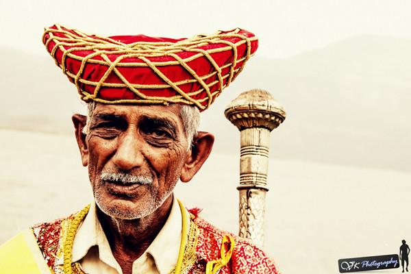 Old Man by VKClicks
