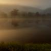 Foggy Morning in Ellenville by HarryS