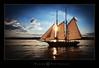 """Old World Voyage"" by Randy Brogan."