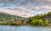 On the Rhine River by SAFphoto
