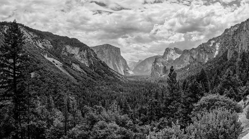 Tunnel View by Agiledogs
