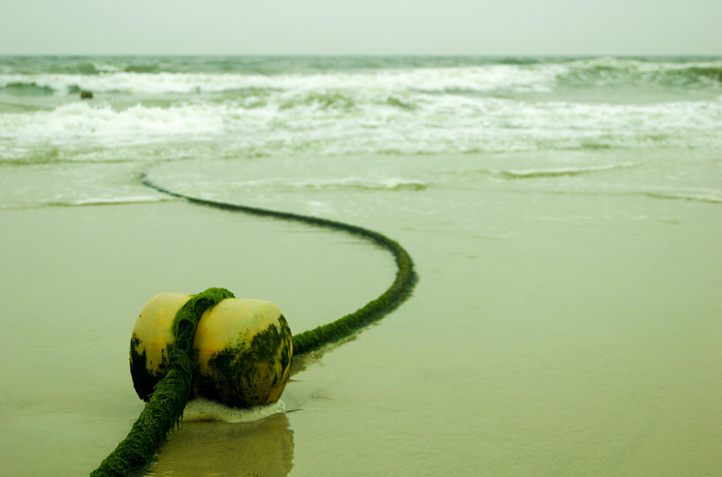 "Seaweed Buoy at High Tide by <a href=""http://www.photographycorner.com/forum/member.php?u=8862"">ap9</a>"