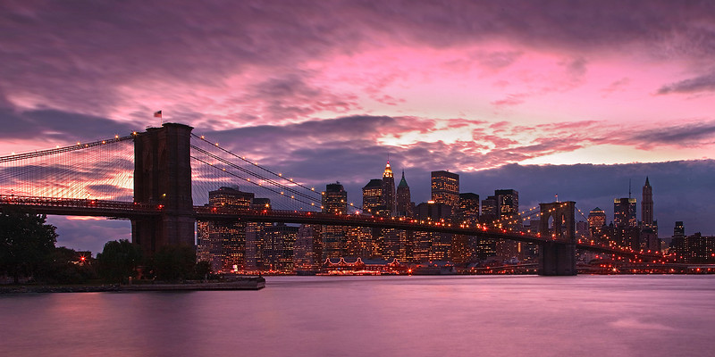 "Sunset, Lower Manhattan by <a href=""http://www.photographycorner.com/forum/member.php?u=8693"">awilliamsny</a>"