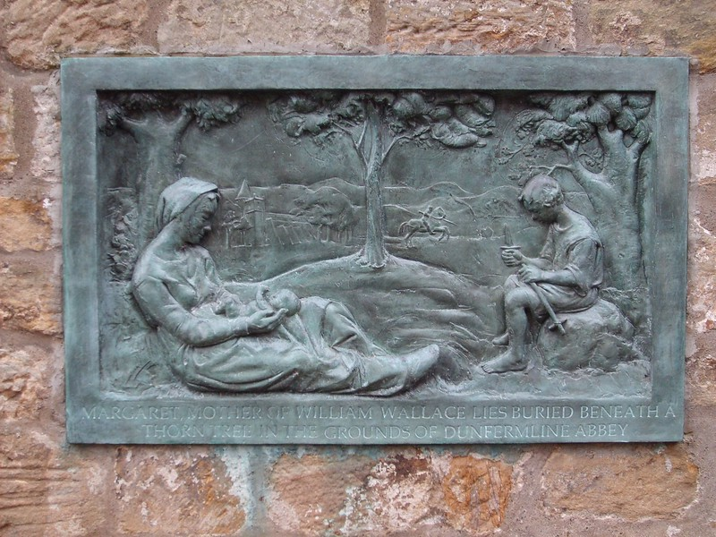 "Plaque To William Wallace's Mother by <a href=""http://www.photographycorner.com/forum/member.php?u=8284"">Tricky0001979</a>"
