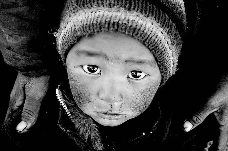 "Round 1, Group F Winner Eyes of Innocence by <a href=""http://www.photographycorner.com/forum/member.php?u=2048"">kaipu</a>"