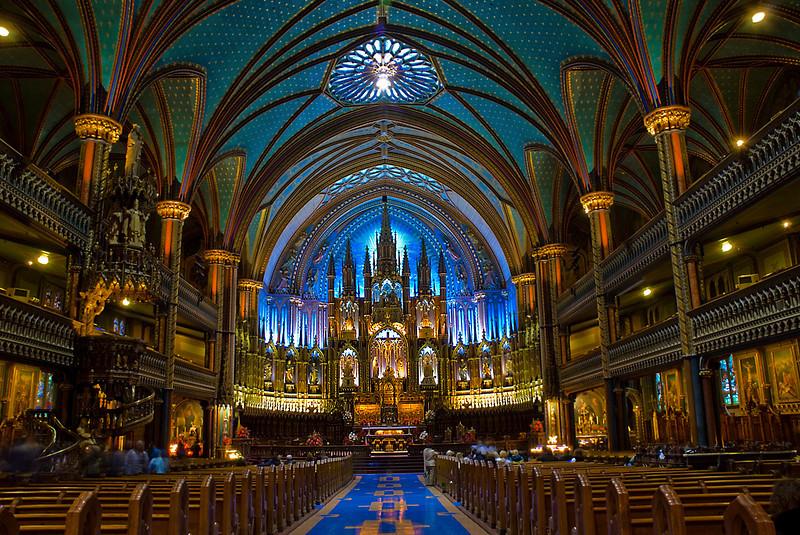 "Round 1, Group H Winner Basilique Notre Dame by <a href=""http://www.photographycorner.com/forum/member.php?u=1590"">Brad V</a>"