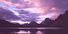 "Sunset Over Bow Lake by <a href=""http://www.photographycorner.com/forum/member.php?u=11087"">misty56</a>"