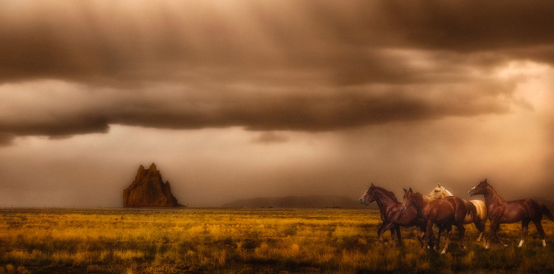 "<a href=""http://su.pr/2RZP9e"">Group A Finalist</a> - Storm at Shiprock by <a href=""http://www.photographycorner.com/forum/member.php?u=11187"">kbarber613</a>"