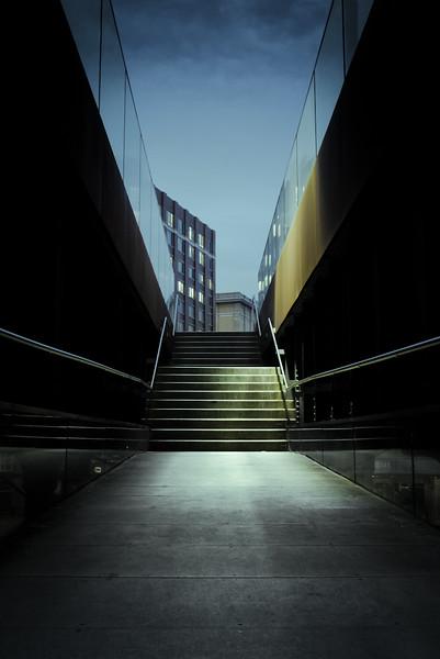 High Line Park Entrance