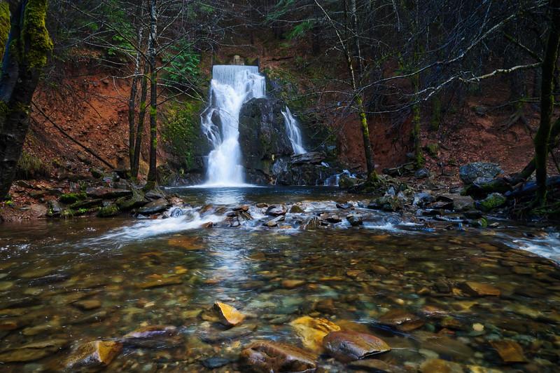 Park Creek Falls