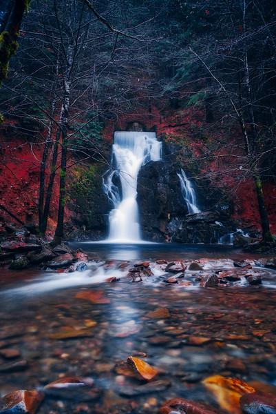 Park Creek Falls (w/LUT)