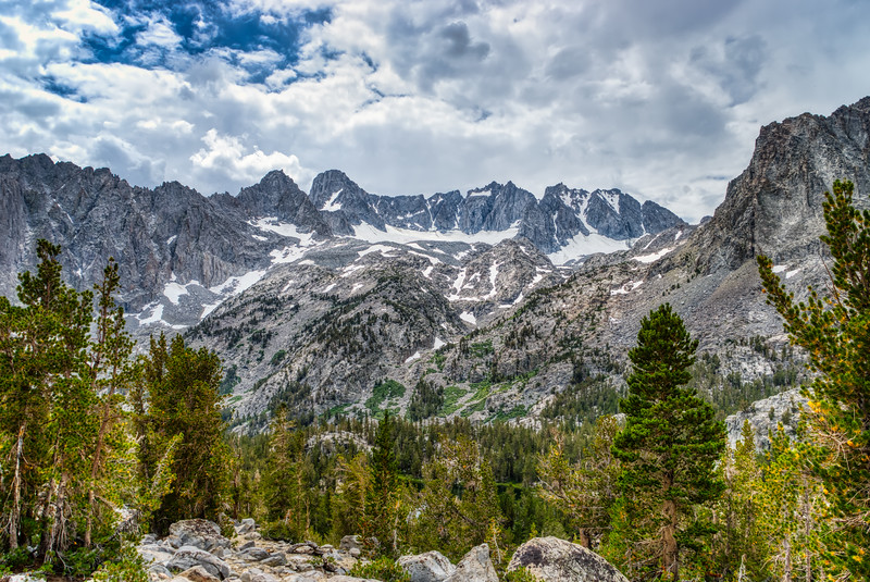 The Palisade Crest