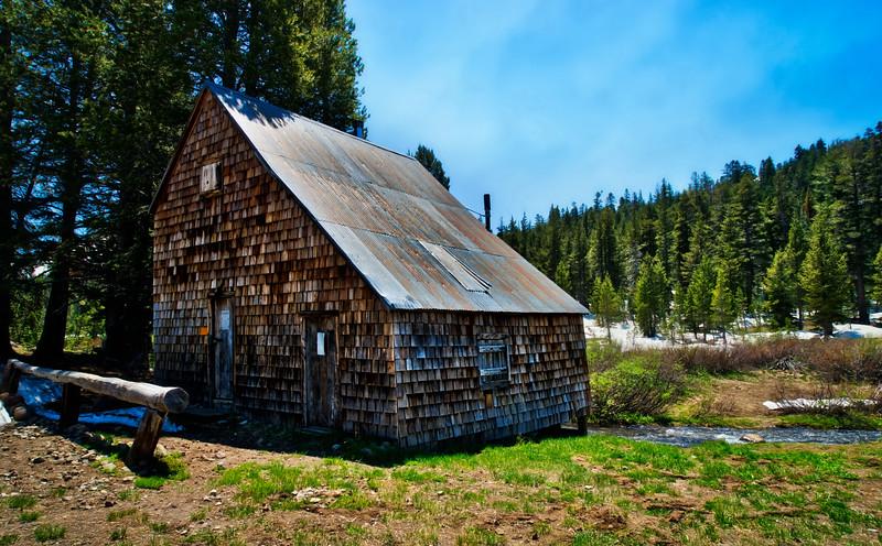 Meiss Cabin