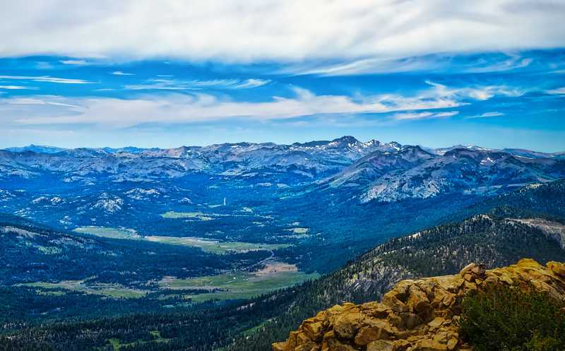 Round Top, Carson Pass, and Hope Valley