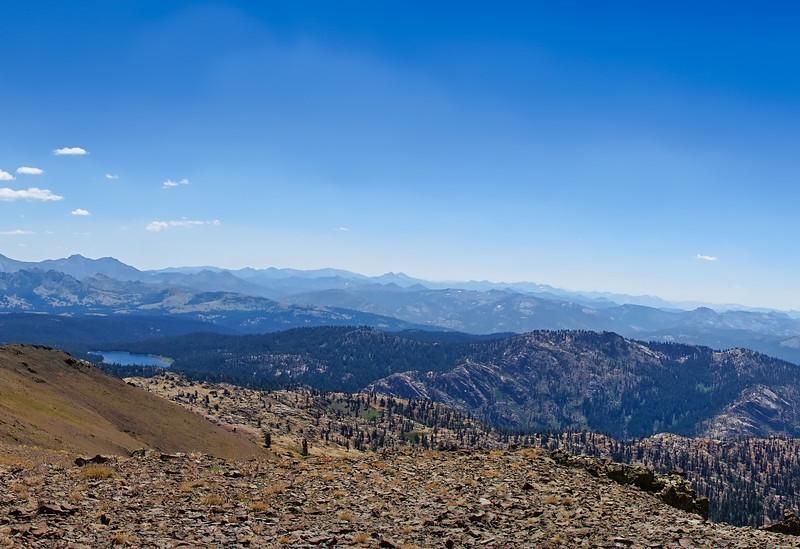 Panorama from Deadwood Peak Part 3