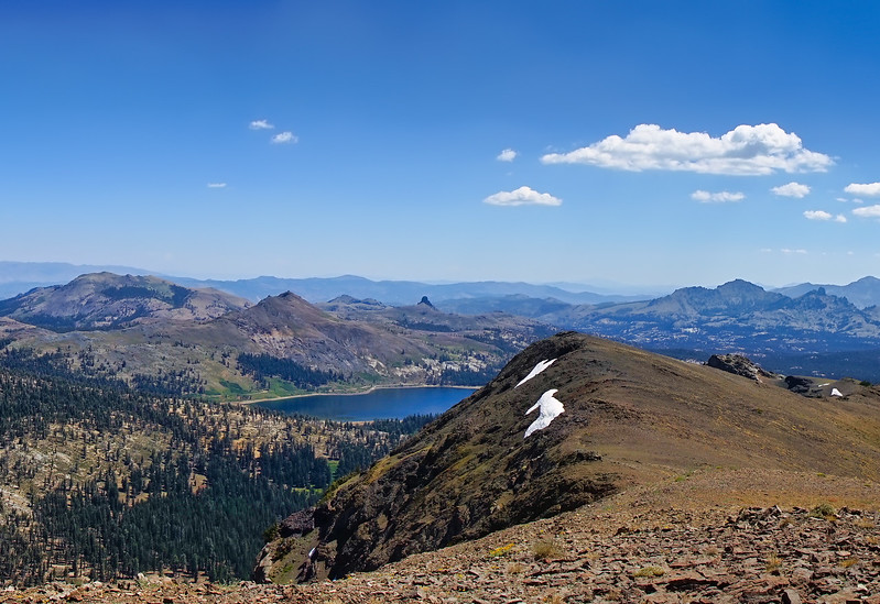 Panorama from Deadwood Peak Part 2