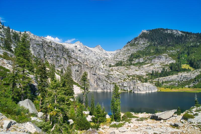 Upper Canyon Creek Lake