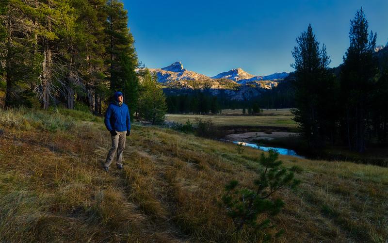 Me in Upper Piute Meadows