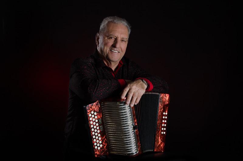 Musicien Marcel Piché