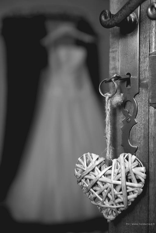 Photographe mariage Montpellier : la robe de mariée