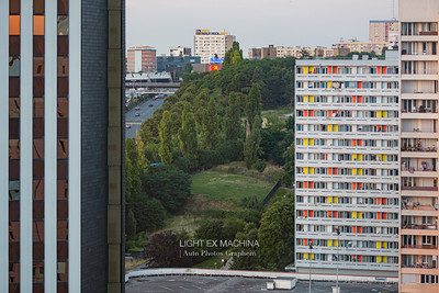 [ Auto Photos Graphein ] serie - paysage urbain